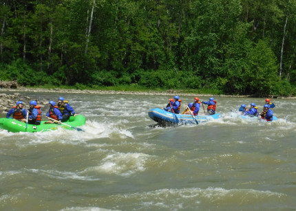 Letchworth Rafting #1